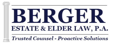 Berger Estate & Elder Law P.A.